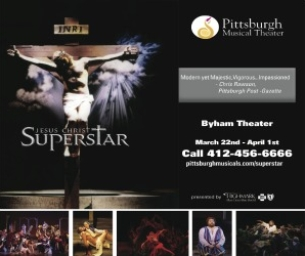 Jesus Christ Superstar - Nab FOUR TICKETS HERE!