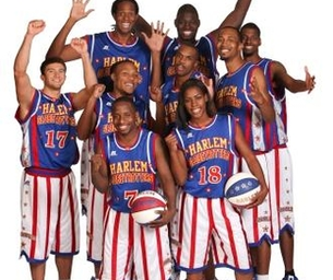 Special Offer Harlem Globetrotters Family 4-Pack