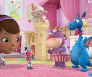 """DOC MCSTUFFINS,"" Animated Series for Kids Age 2-7"