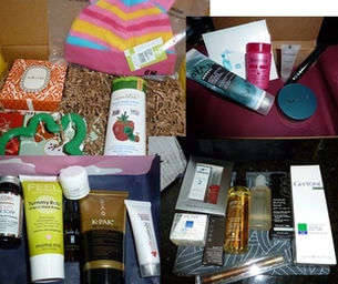 Monthly Subscription Boxes- My New Obsession