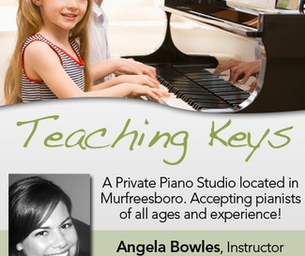 Piano Lessons - 50% OFF in March