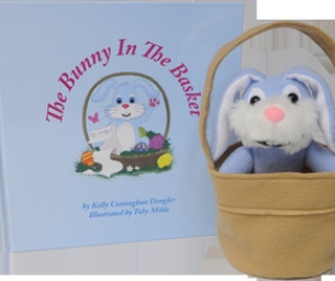 The Bunny In The Basket
