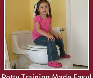 Potty Training Made Easy!