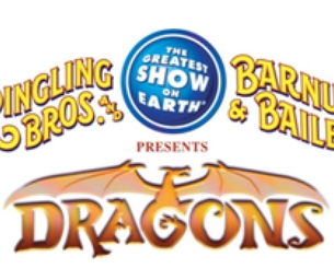 Ringling Bros and Barnum & Bailey presents Dragons