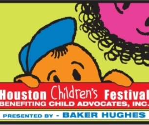 Houston Children's Festival, March 31 - April 1!