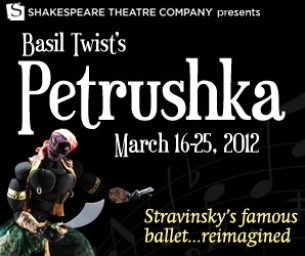 The Shakespeare Theatre Company Presents Petrushka