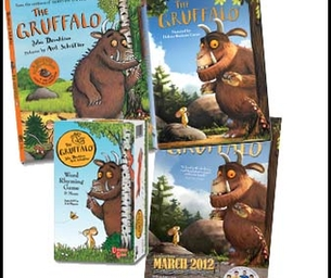 The Gruffalo: This Month's Kidtoon Feature!