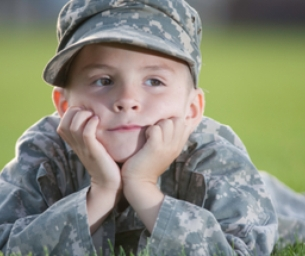 What it Means to be a Military Kid