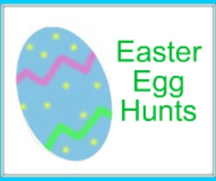 Easter Egg Hunts and Activities Listing