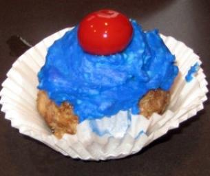 Cupcake or Dinner?
