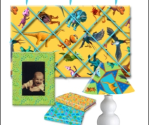 March is National Craft month! Dinosaur Train!