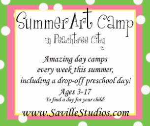 Saville Studios Summer Camp in Peachtree City