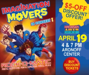 Another Imagination Movers Giveaway!