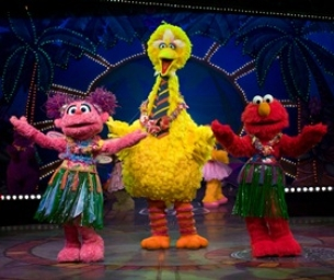 1-2-3 Imagine! with Elmo and Friends