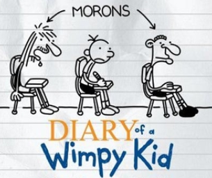 Back to School Tips from Diary of A Wimpy Kid