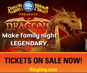Ringling Bros. at the XL Center with a Discount