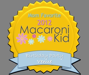 Favorite Birthday Party Locations