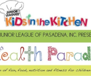 Kids In The Kitchen Health Parade
