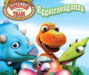 Giveaway: Dinosaur Train's Easter Eggstravaganza!