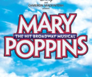 Mary Poppins - The Musical in Baltimore!