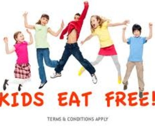 OY, SUCH A DEAL! ---  A few free deals for kids!