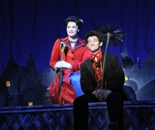 Mary Poppins springs to life in Baltimore!