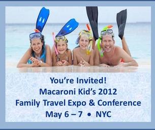 Macaroni Kid Family Travel Expo May 6