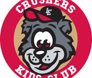Crushers Kids Club is Free!