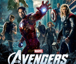 MARVEL'S THE AVENGERS opens May 4