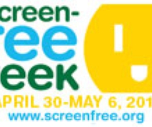 Screen-Free Week!