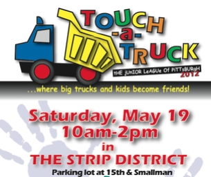 Save the Date!  Touch-a-Truck Is Back!