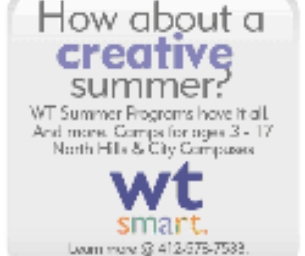 How about a FUN, CREATIVE, SMART Summer? (3-17yrs)