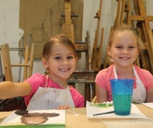 Armory Art Center Summer Art Camp Open House