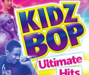 Win The New KIDZ BOP: Ultimate Hits CD