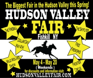 GIVEAWAY: Family Four Pack Hudson Valley Fair