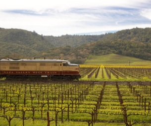 Take a Ride On the Napa Valley Wine Train