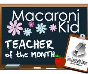 It's Teacher Appreciation Week!!!