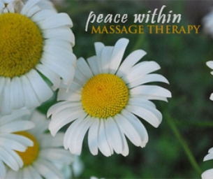 Peace Within Massage - Mother's WEEK Giveaway