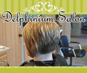 Delphinium Salon - Mother's WEEK Giveaway