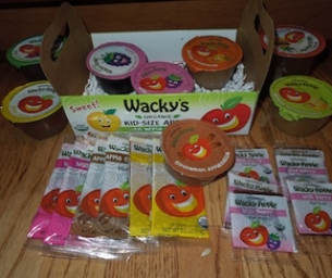 Organic Wacky Apple ~ GIVEAWAY