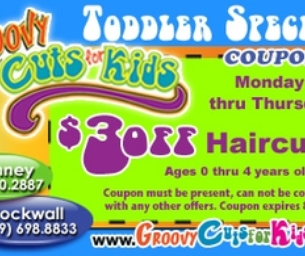 Groovy Cuts For Kids Back To School