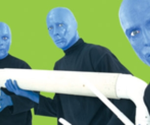 Blue Man Group Making Waves Exhibit Giveaway
