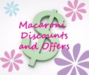 Macaroni Kid Reader Discounts! READ THIS!