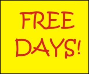 FREE DAYS 2012!