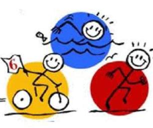 TRI a triathlon