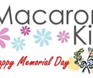 Happy Memorial Day....