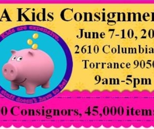 LA Kids Consignment is now in Torrance!