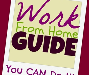 Stay At Home/Work From Home Opportunities