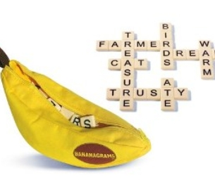 Family Fun - Bananagrams