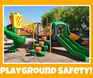Summer Playground Safety